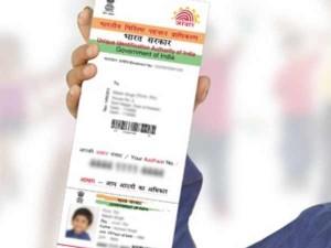 Link Aadhar Card With Pan Card Via Sms