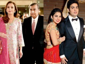 Mukesh Ambani Family Is Seventh Richest Family The World