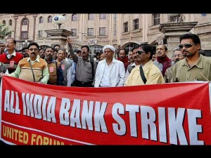 Bank Unions Calls Strike On 8 9 January