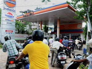 Petrol Diesel Price Increased By 14 And 19 Paise