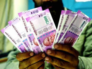 Rbi Scale Down Printing Rs 2000 Note Minimum Government Source