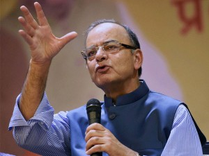 Arun Jaitley Says Doubling Tax Free Gratuity Limit Benefit Psu And Private Sector