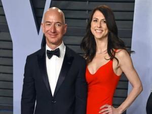 Mackenzie Bezos The World S Fourth Richest Woman After Divorce