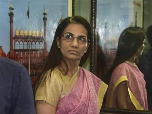 Videocon Loan Controversy Chanda Kochhar Can Not Given Satisfactory Answer To Ed Questions