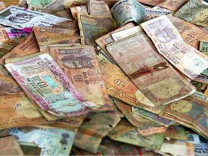 Do You Know Now All The Banks Will Be Changed Torn And Old Notes Coins