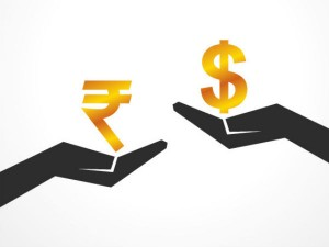Biggest Fall In Rupee Against Dollar