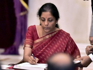 Nirmala Sitharaman Can Take Big Decisions On Economy