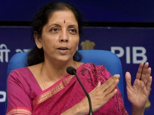 Nirmala Sitharaman Made A Big Announcement To Deal With The Recession