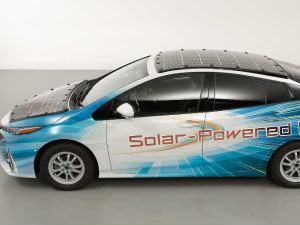 Toyota Is Bringing Solar Car Know Its Features