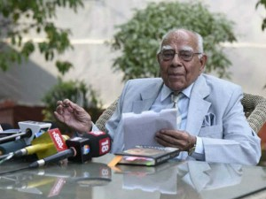Senior Lawyer Ram Jethmalani Passed Away How Rich Was Ram Jethmalani