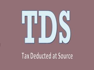 Tds New Rule Regarding Cash Payment