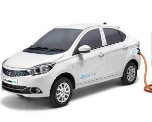 Tata Motors Launches New Tigor Electric Vehicle