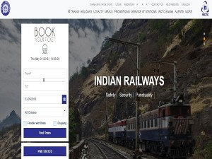 Irctc Debuts At Rs 644 Rallies 115 Percent Over Issue Price