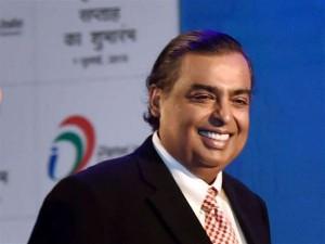 Mukesh Ambani Represents 24 Billion Dollars Investment Plan