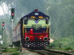 Indian Railway Promotion On Wheels Train Booked For Houseful