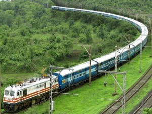 Economic Slowdown Reduced Railway Passenger And Freight Earnings