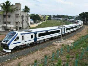 Vande Bharat Express Starts Between Vaishno Devi And Delhi