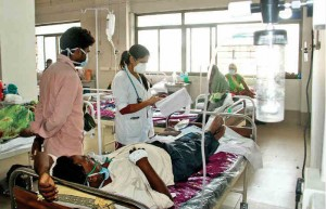 Treatment In Private Hospitals In The Country Is 7 Times More Expensive Than Government Hospitals