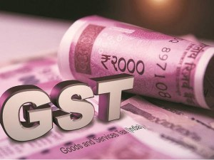 Lakh Crore Rupees Central Gst Collection So Far In Current Fiscal Says Anurag Thakur