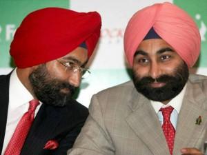 Malvinder Singh And Sunil Godhwani Arrested For Money Laundering