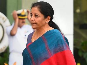 Nirmala Sitharaman Included Among The World S Most Powerful Women
