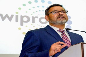 Wipro Ceo Neemuchwala Resigns Due To Family Reasons