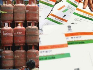 Know How To Link Gas Connection To Aadhaar