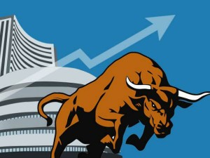 Stock Market Sensex Nifty Surge In All Round Buying