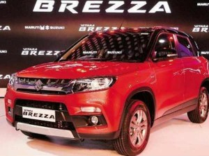 Maruti Vitara Brezza Sets Record Sells More Than 5 Lakh Units