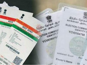 Another Big Preparation On Aadhar Will Have To Be Linked To Voter Id