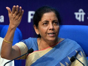 Finance Minister Pulls Up Psbs Says Not In Touch With Customers