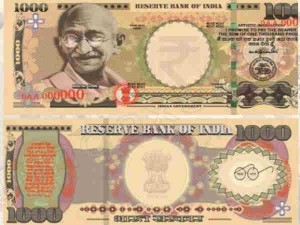 Know The Truth About Rbi S New 1000 Rupee Note