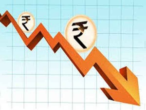 Record Fall In Rupee Against Dollar Fell To Near 76 Rupee Level