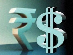 Today The Rupee Fell To 75 Against The Dollar