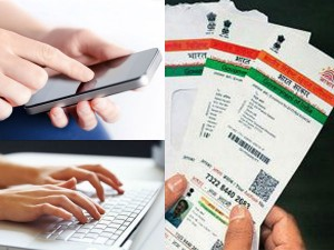 Know How To Link Aadhaar Card With Mobile Number Sitting At Home