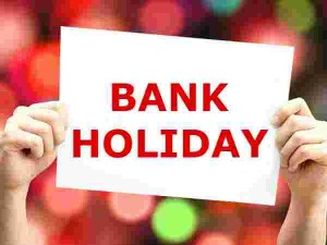 How Many Days Bank Will Be Closed In The Next Months August Check Here
