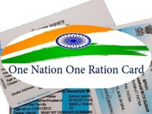 One Nation One Ration Card Link Your Ration With Aadhaar By July