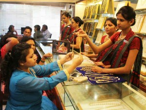 Gold Breaks Record Silver Crosses Rs
