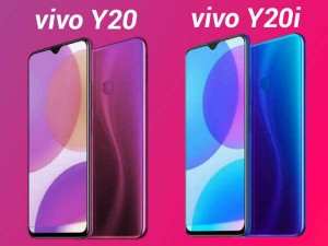 Vivo Launched 2 Smartphones Y20 And Y20i Know The Price And Features