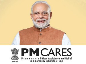 Pm Cares Fund Employees From Rbi To Lic Gave Rs 205 Crores