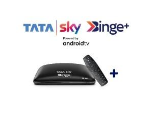 Tata Sky Reduced The Price Of Its Tata Sky Binge Plus Set Top Box