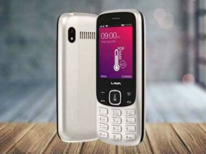 Indian Company Lava Launched Amazing Phone Will Show Body Temperature Without Touching