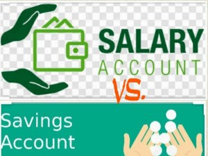 Salary And Savings Account These Are The Difference From Interest To Penalty