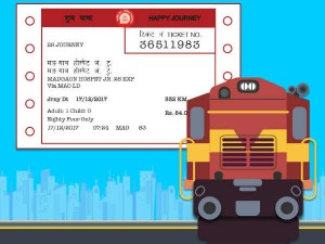 Want To Change Name Of The Passenger On Confirmed Train Ticket Know The Way