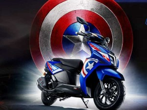 Tvs Launches Avengers Edition Of Ntorq Scooter Know Price And Features