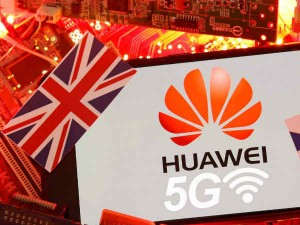 Big Blow To Chinese Company Huawei Uk Bans 5g Kit Installation