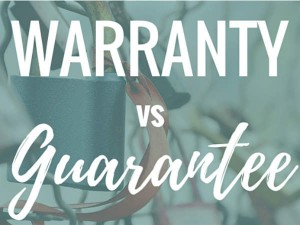 What Is The Difference Between The Guarantee And The Warranty Know Here