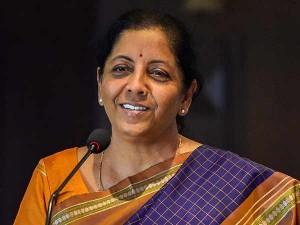 Nirmala Sitharaman In Forbes List Of World S 100 Strongest Women