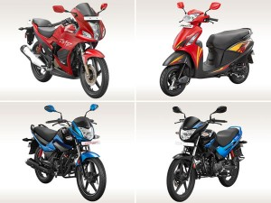 Buy Hero Tvs Bajaj And Honda Bike In The New Year Will Be Get Discounts And Offers