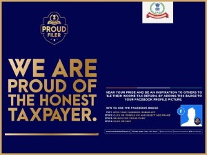 Income Tax Department Sending Mail Urging Share The Proud Filer Badge